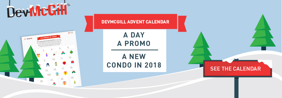 DevMcGill is offering you a promo every day still christmas