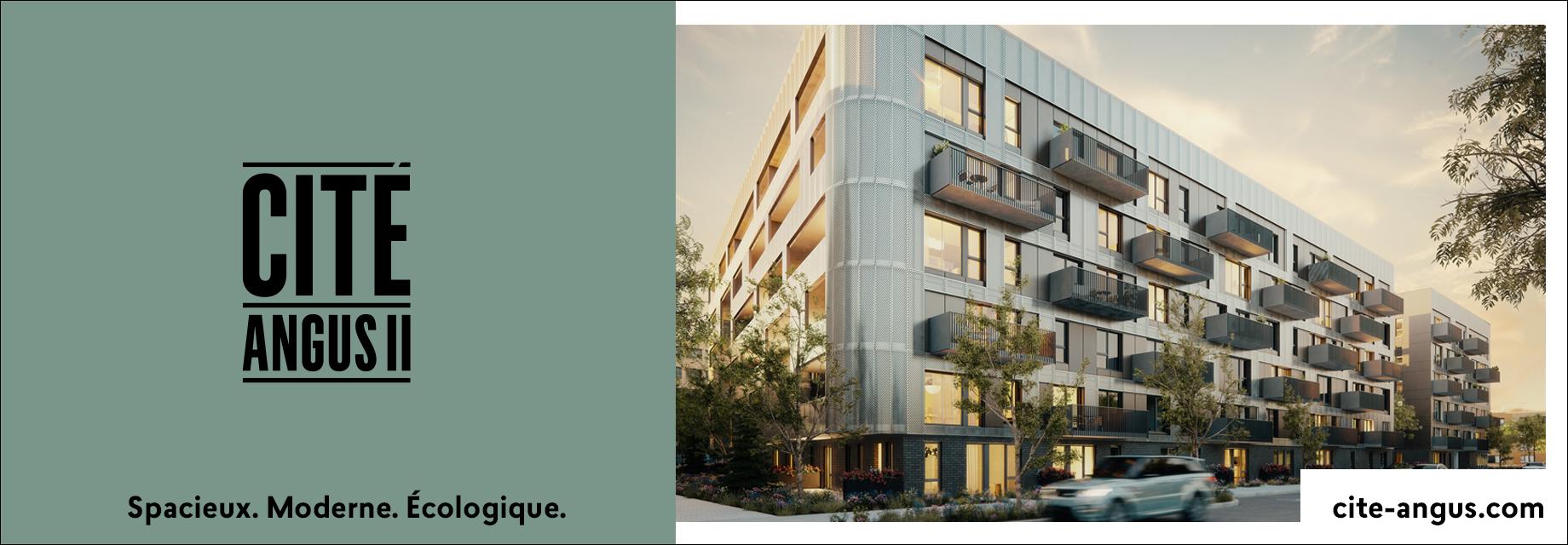 Cité Angus condominium
