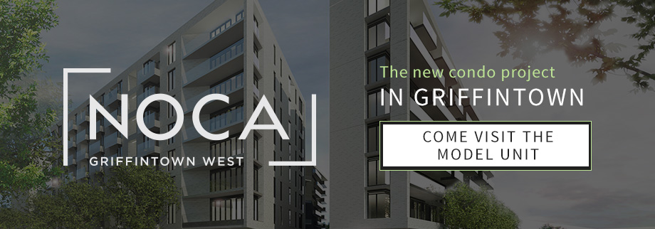 Noca condominiums, new condo project in Griffintown