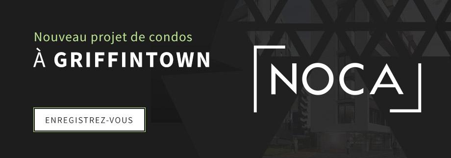 Nouveau projet de condos à Griffintown Noca