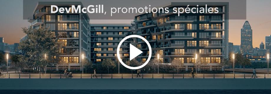 DevMcGill promotions
