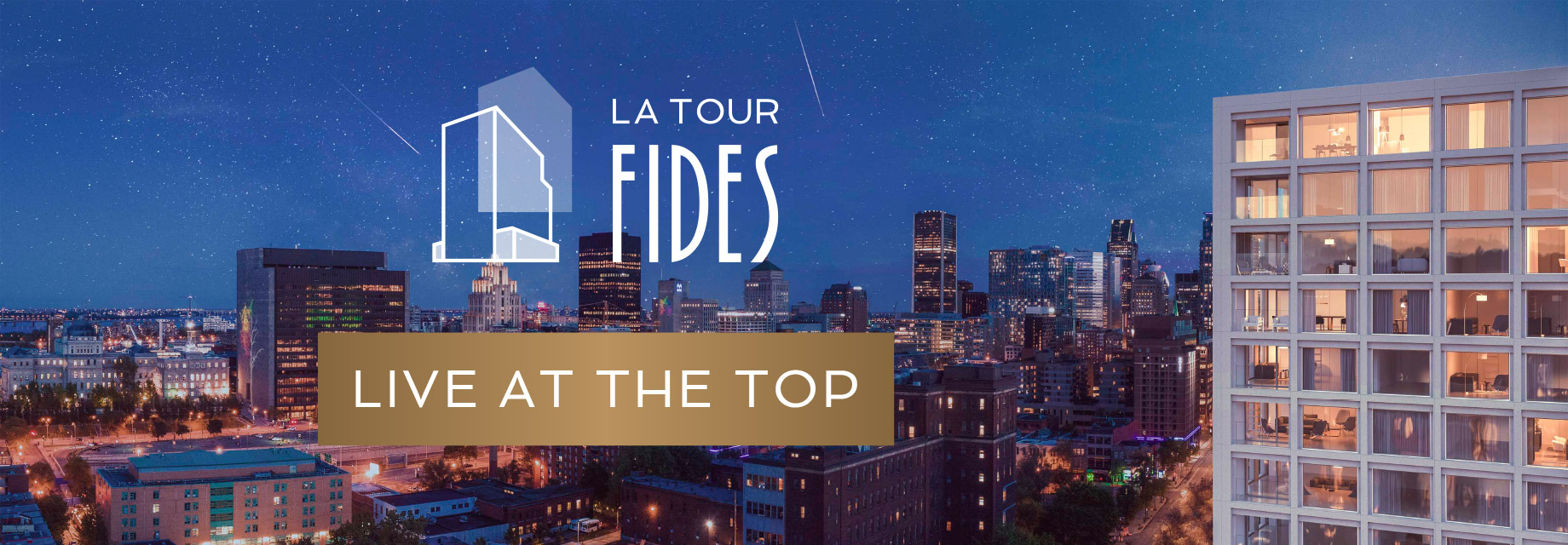 La Tour Fides, live at the top