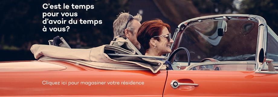 Vous cherchez une résidence pour personne âgées ?