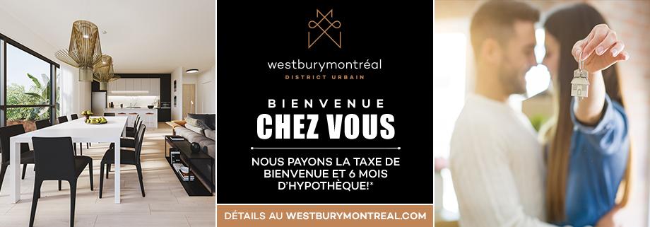 Westbury condo Montréal