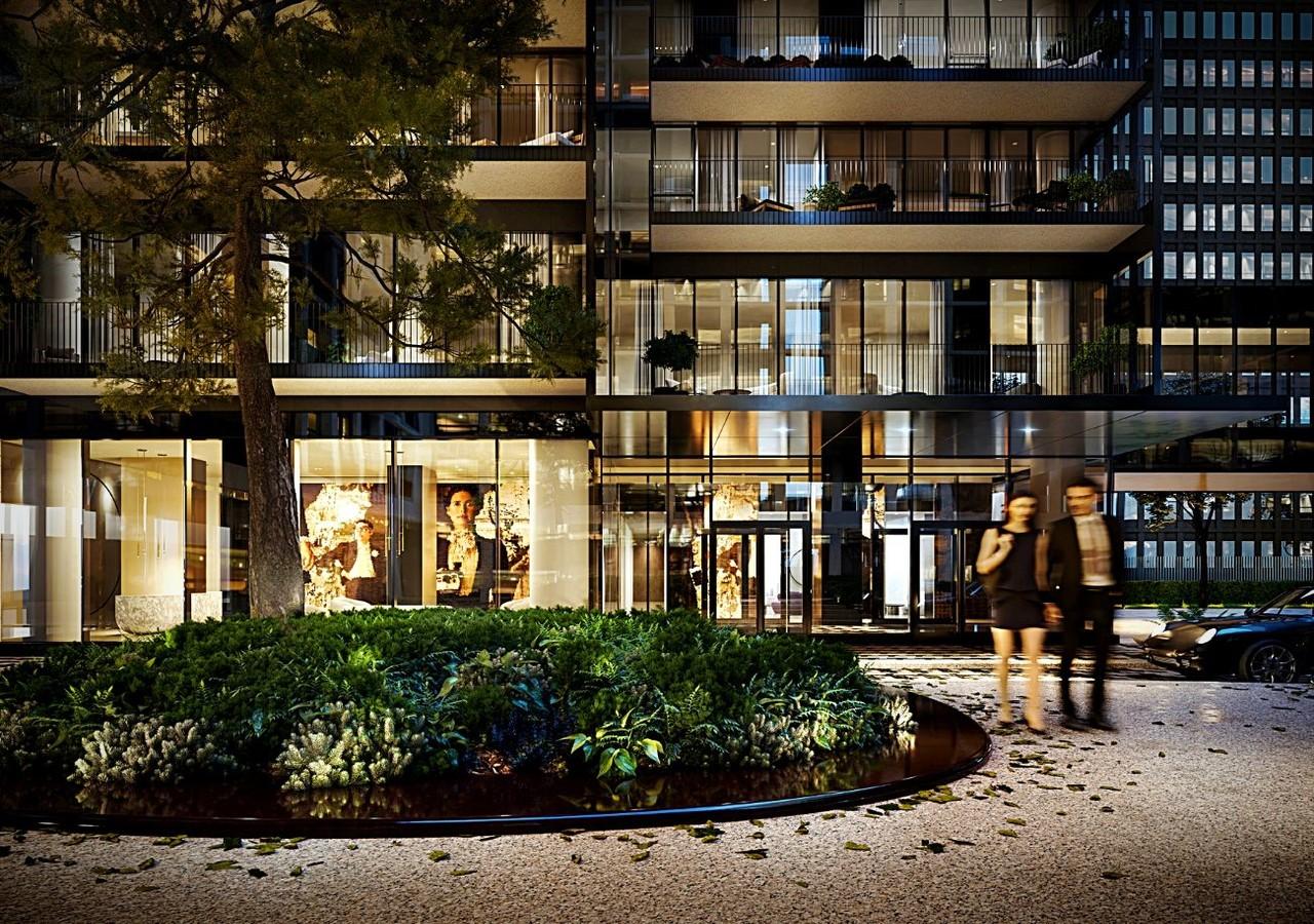 Vue de facade de type lifestyle de 1 Square Philips