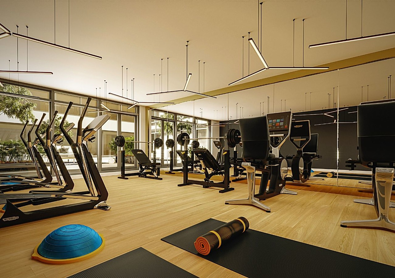 Hi-Tec Gym available for residents of One condos