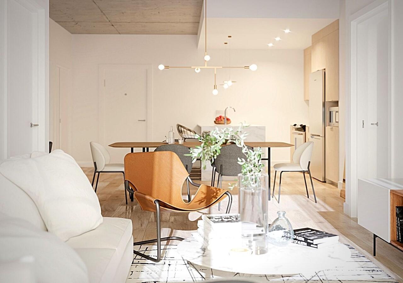 Città salon et salle à manger