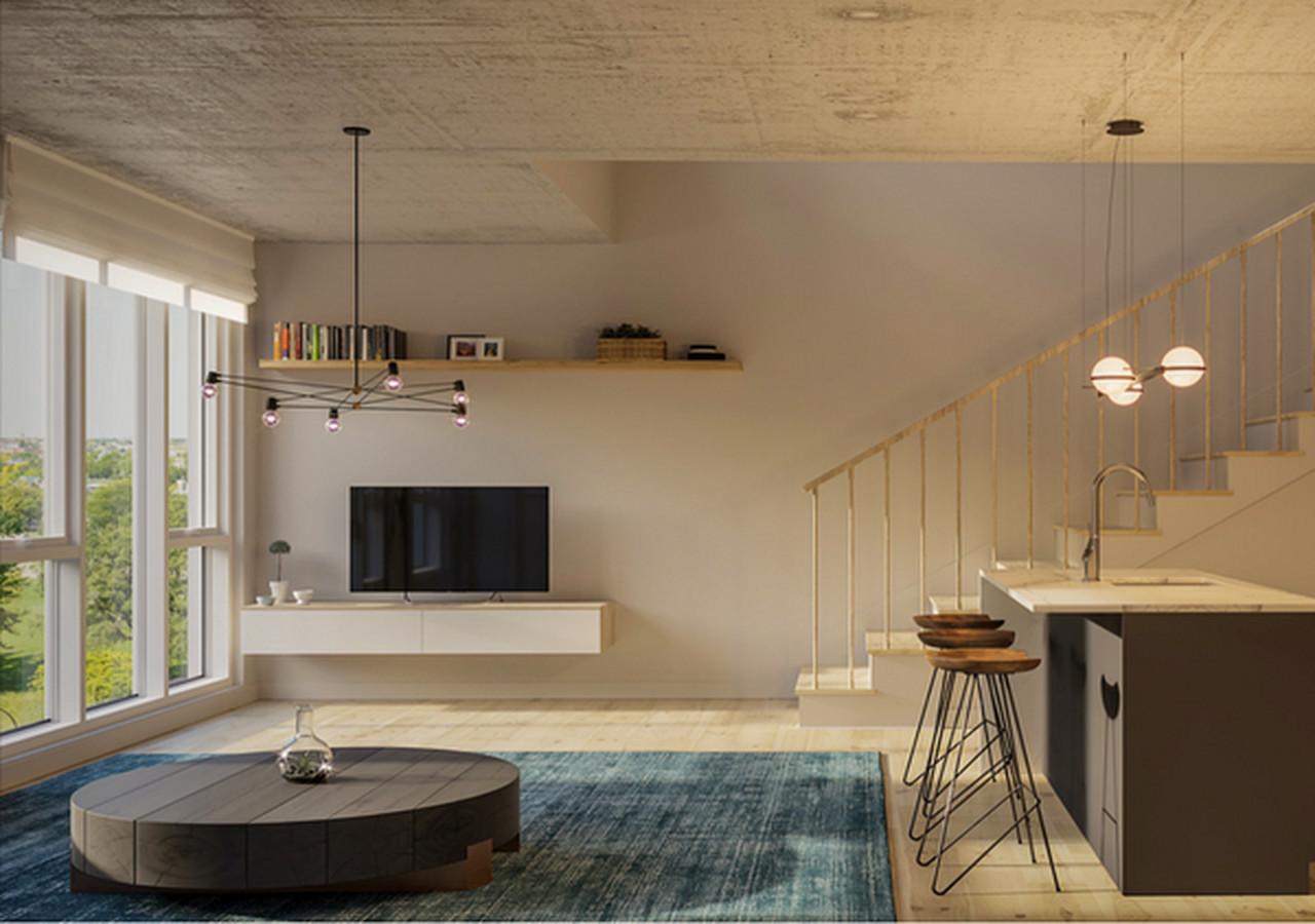 le roc living room