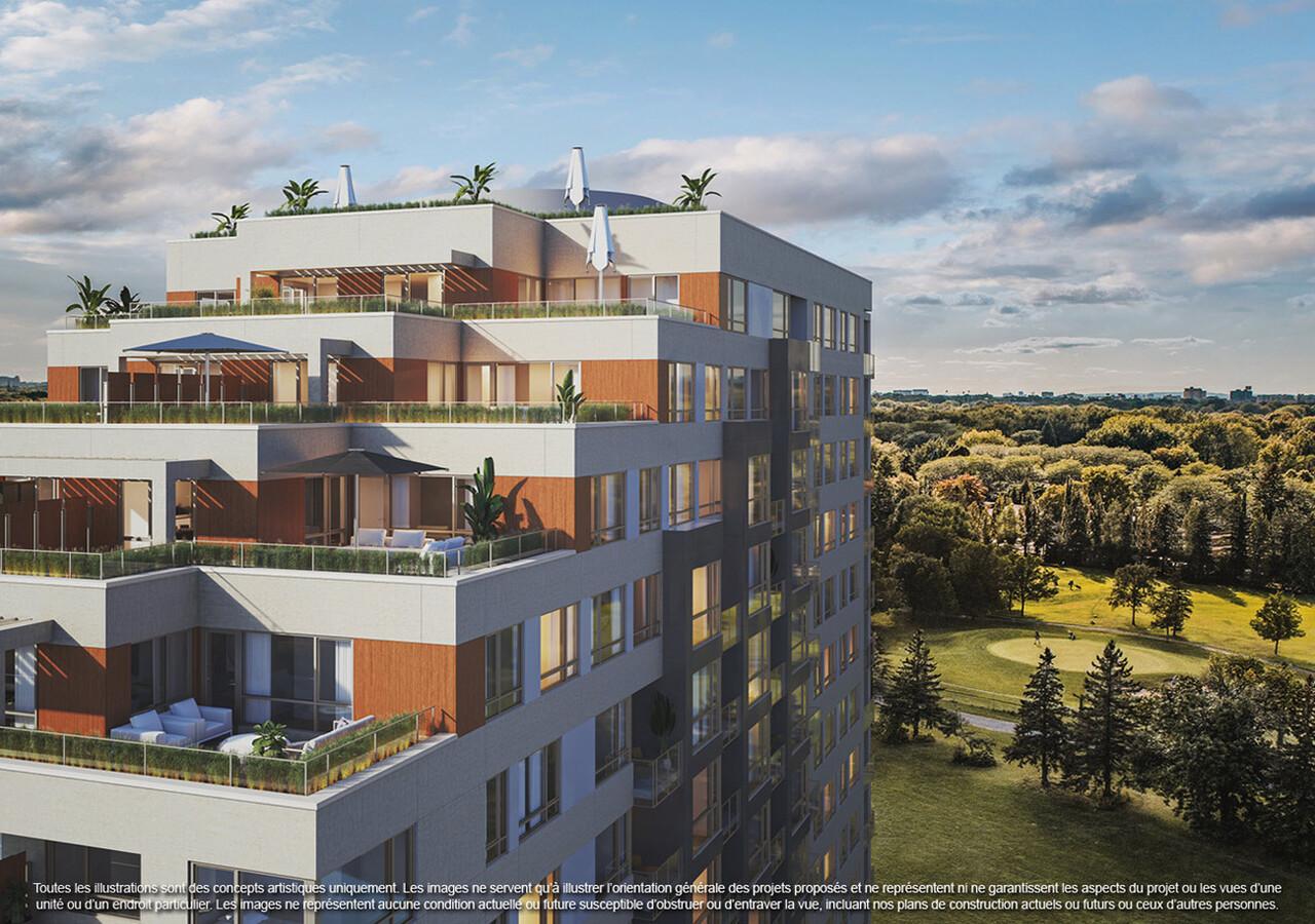 Harmonia condos penthouse
