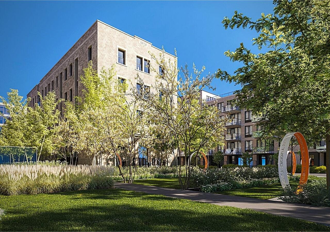 Espaces verts et aménagements paysagers
