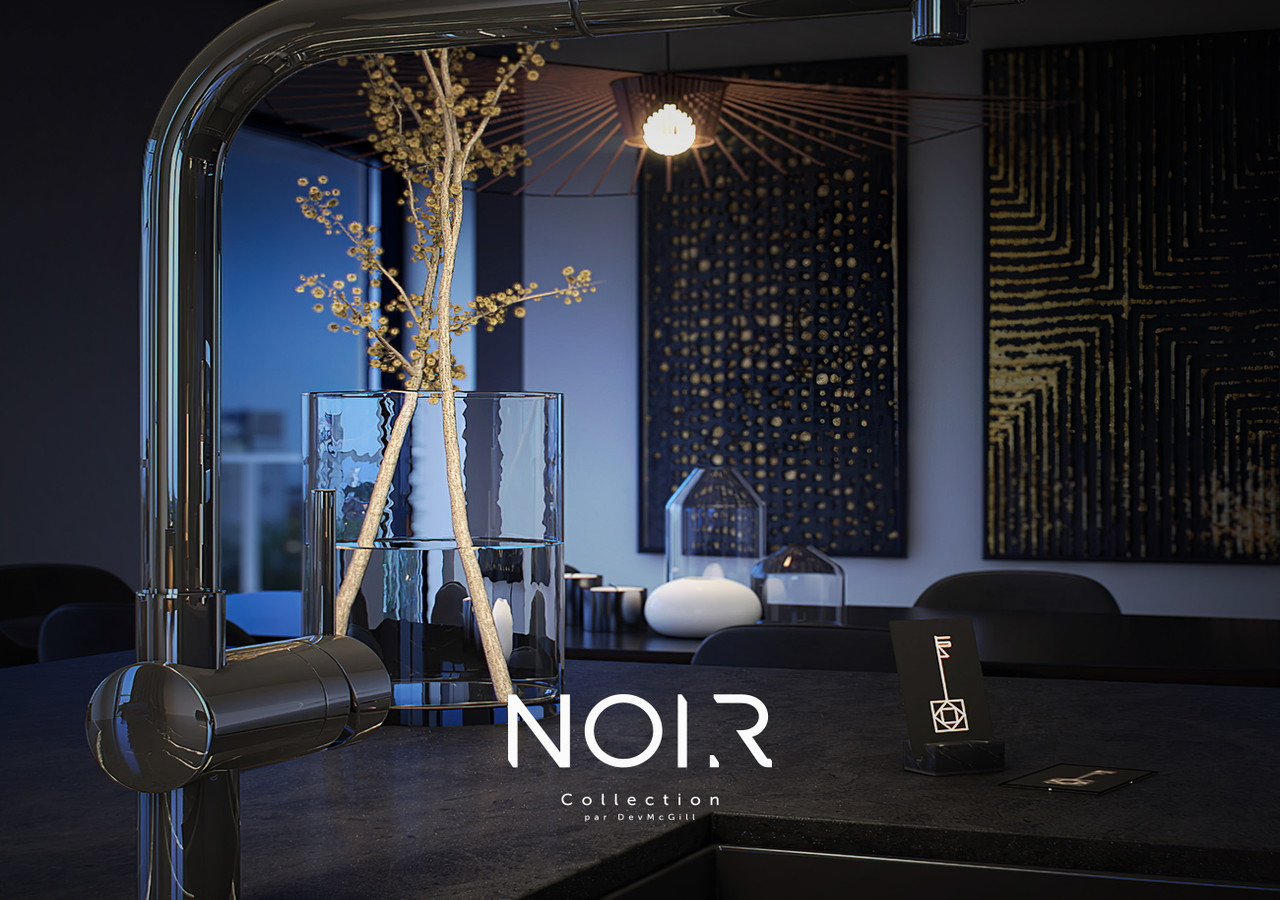 noir collection counter