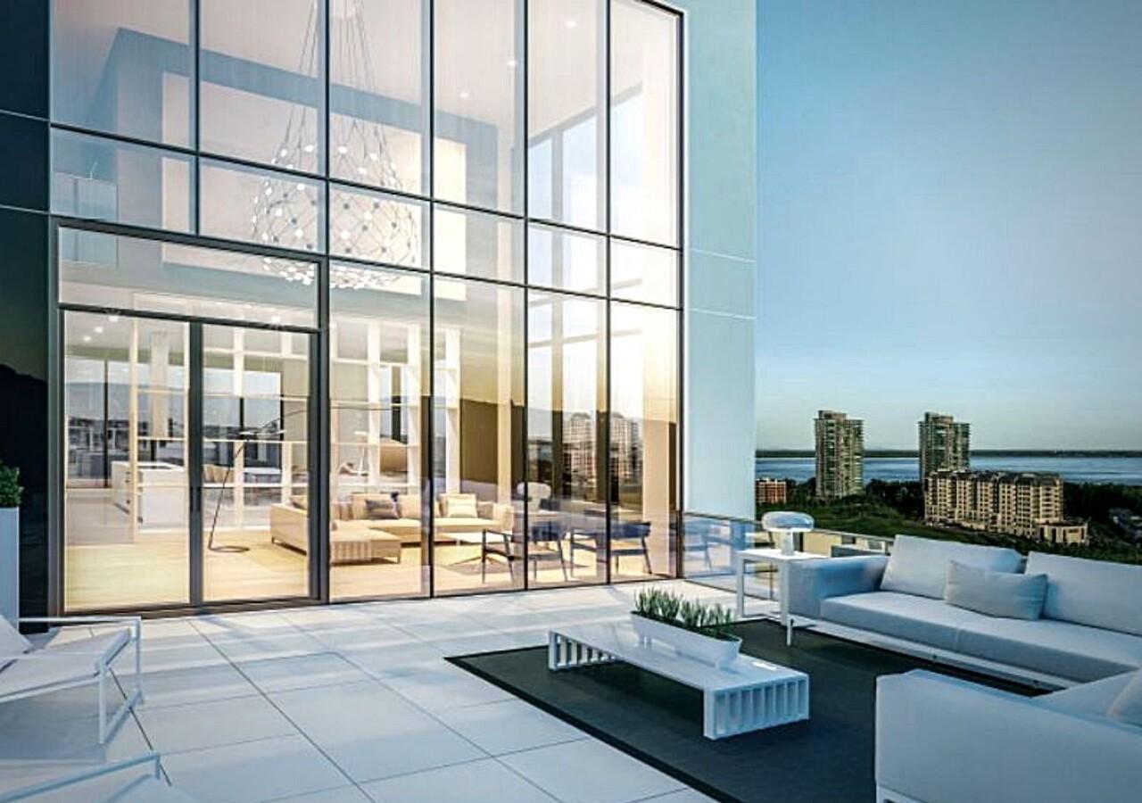 Appartement-terrasse au Symphonia Pop