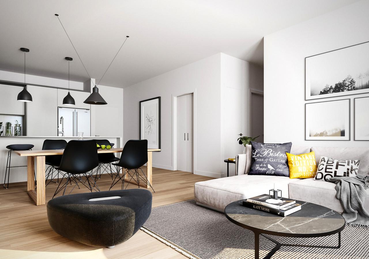 voltige apartements unité