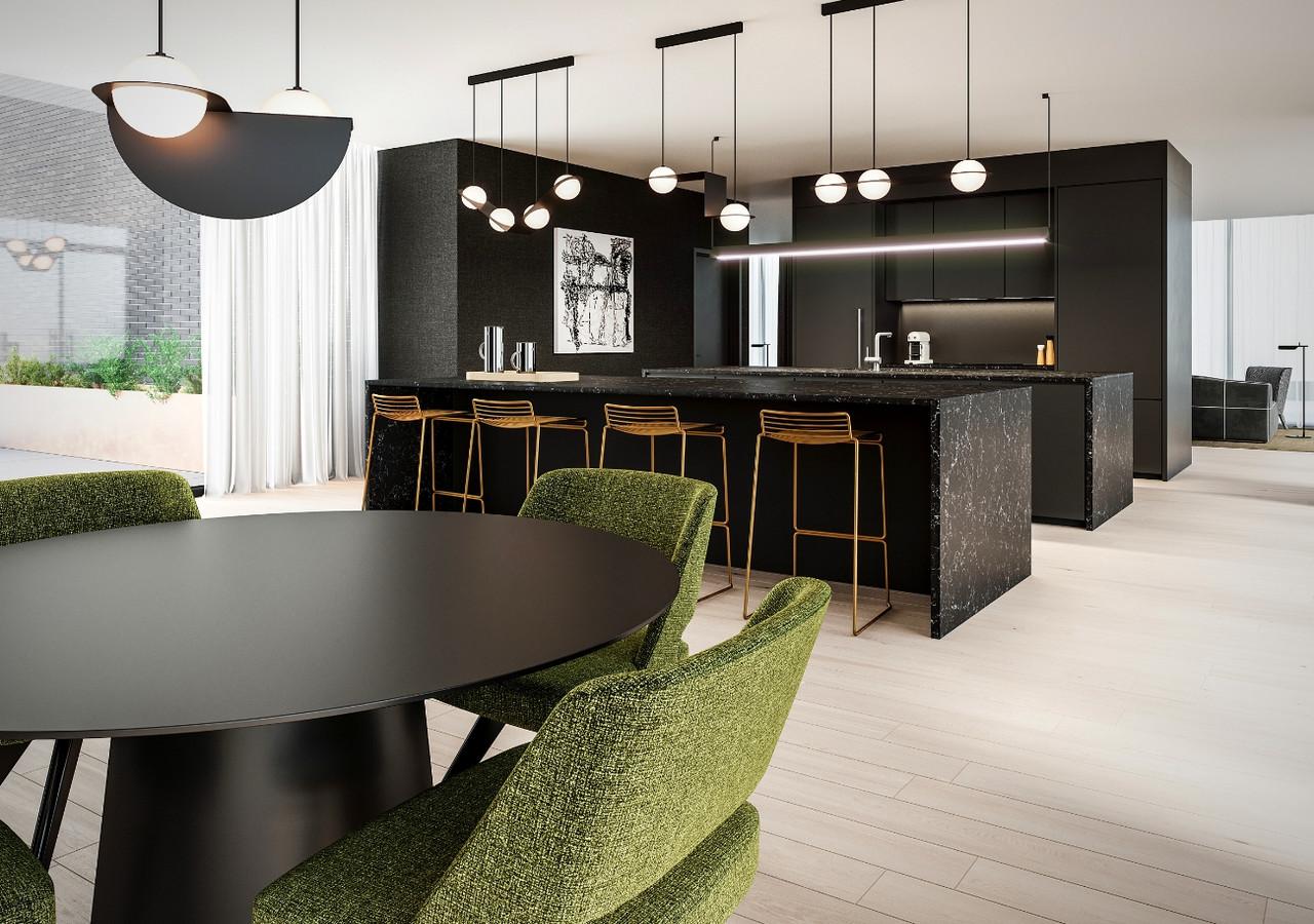 westbury condos espace lounge