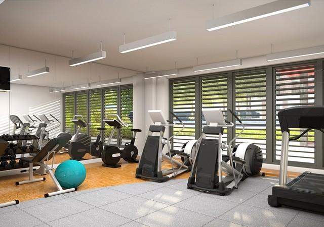 Innova condos gym