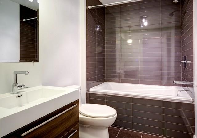 Innova condos salle de bain