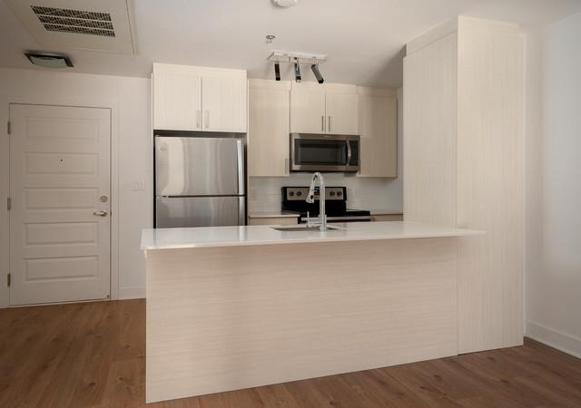 glo 2 white kitchen