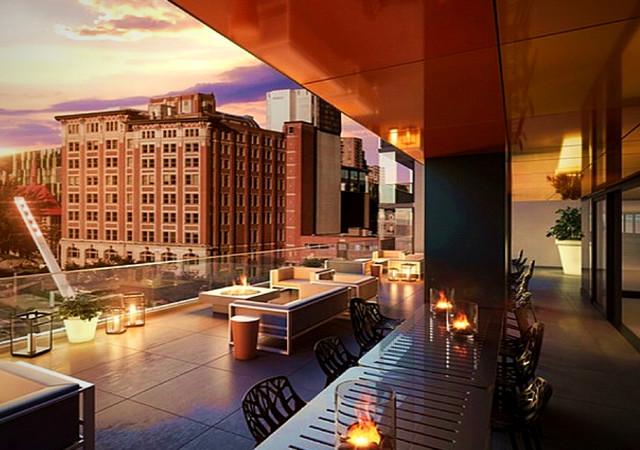 laurent et clark terrace