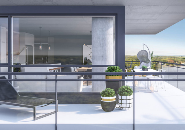 luxeo ile perrot terrace
