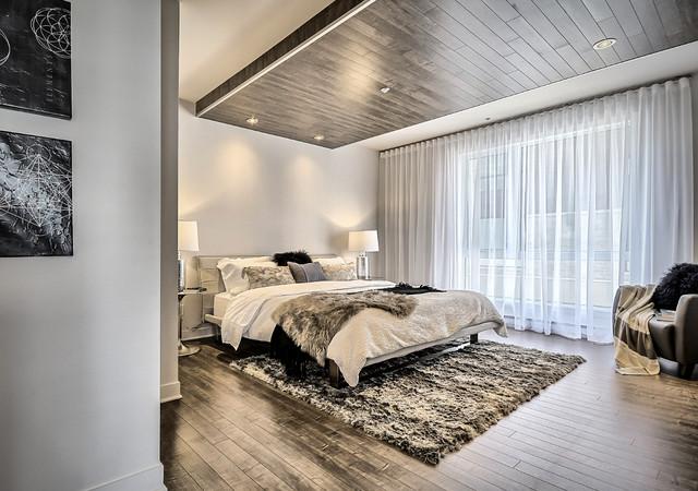 luxxcite mirabel chambre dans un des condos