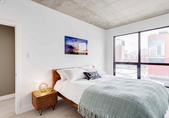myriade minimalist design bedroom