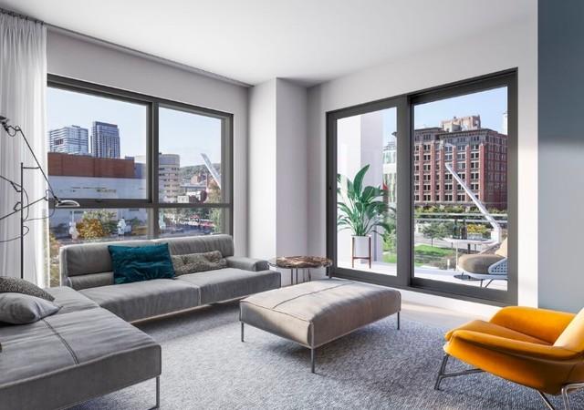 myriade a minimalist living room