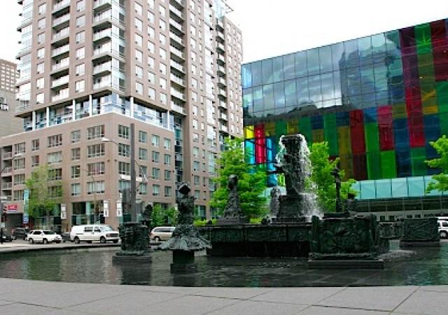 palais des congrès de montreal