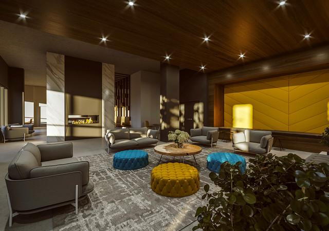 voltige appartements lounge