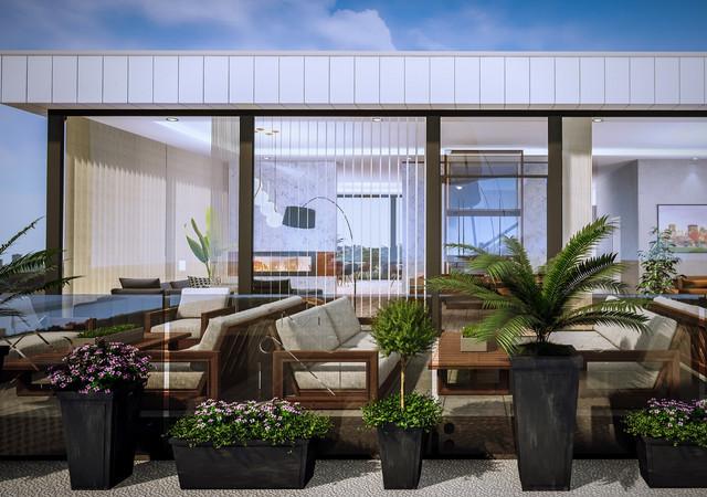 westbury condos Aire de repos sur la terrasse