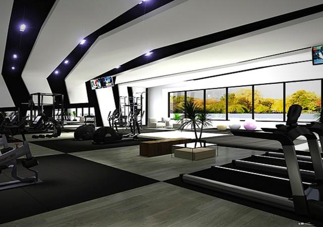 westbury condos le gym