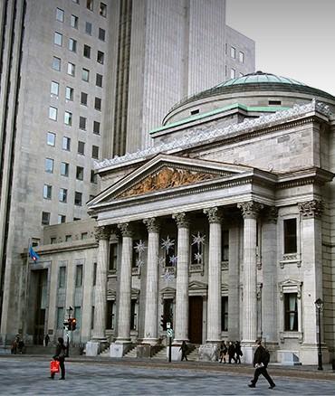 L'Édifice de la Banque de Montréal