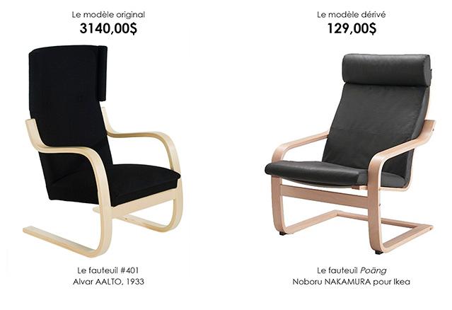 2. La Chaise #401, par Alvar AALTO