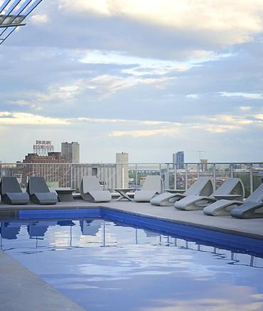 21e-arrondissement piscine
