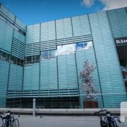 exteireur de Bibliothèque et Archives nationales du Québec