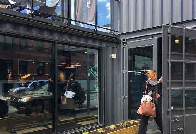 montreal-condo-atelier-castelnau-bureau-de-ventes-hall-entree