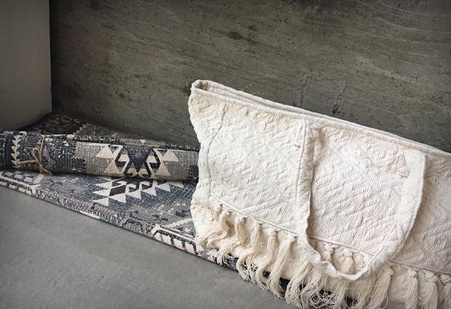 les tapis chez krem