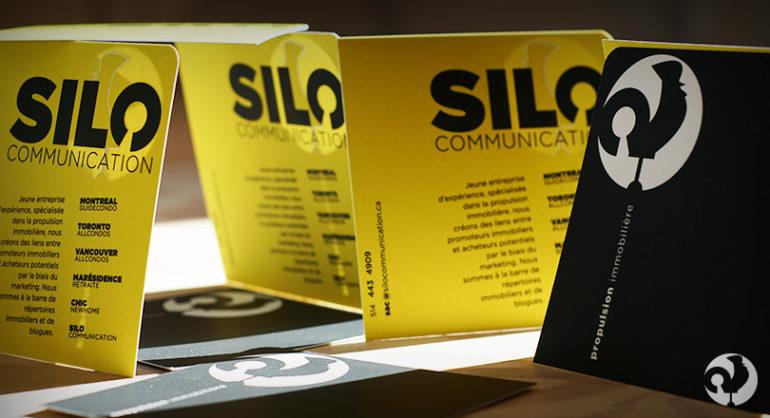 SiLO communication, propulsion immobilière