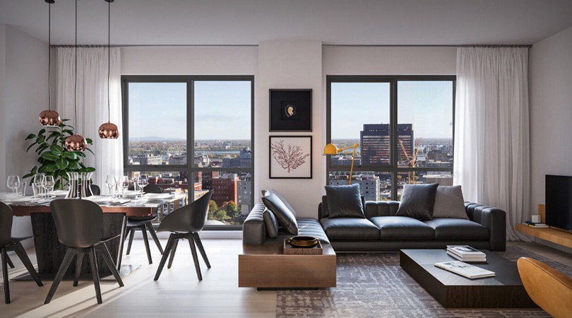 Myriade appartement