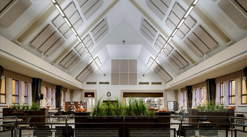Résidence Saint-Eugene intérieur