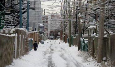 ruelle blanche hiver