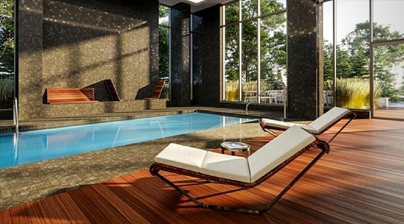 MUV condos piscine
