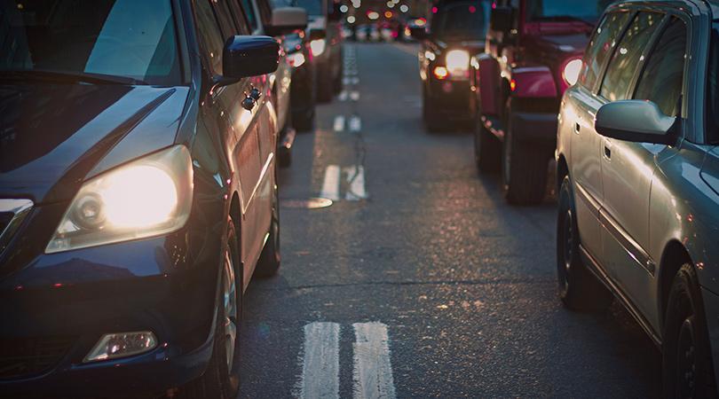 le trafic de la ville de montréal