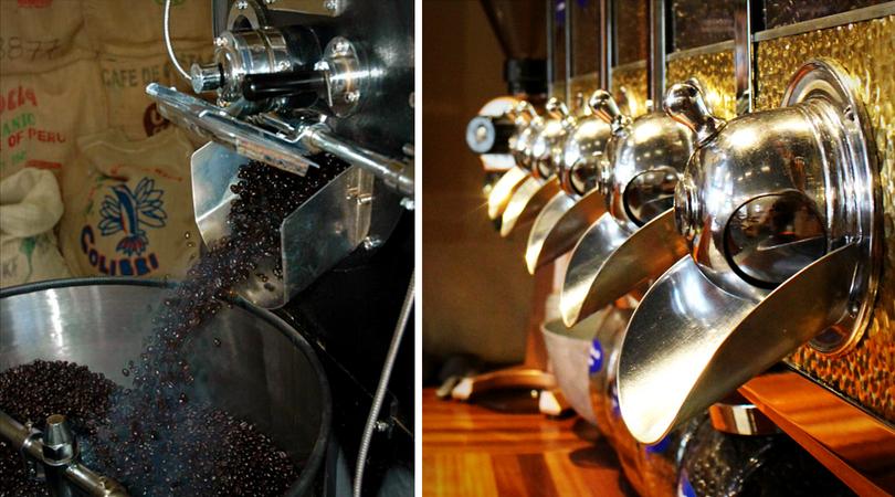 6 cafés troisième vague à découvrir en région l'Ancestrale