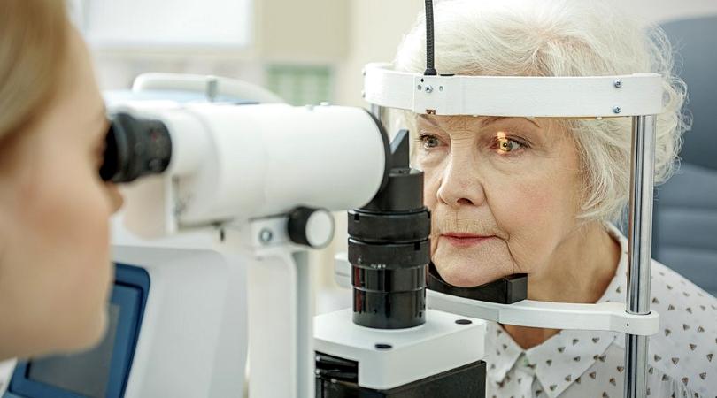 examen de la vue santé oculaire new look