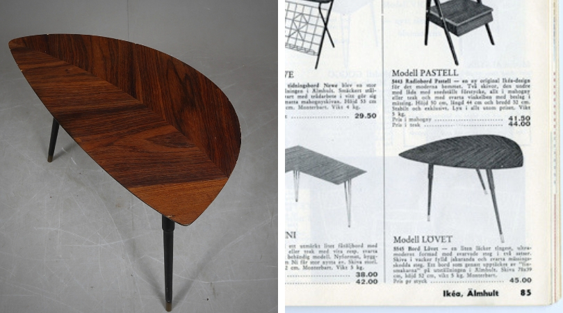 table ikea lovet ou lovbacken