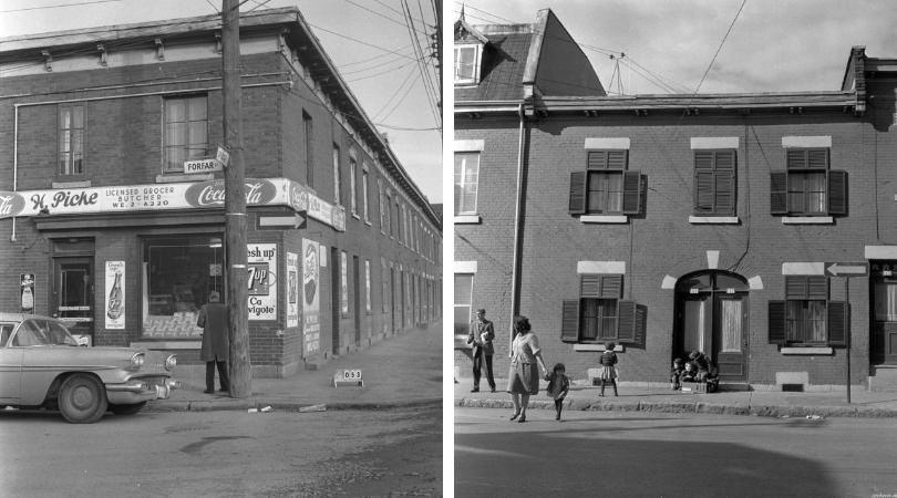 victoriatown années 60