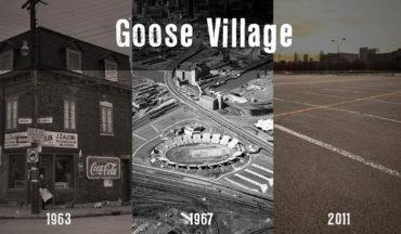 Victoriatown goose village