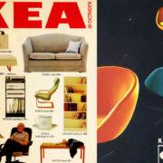 Produit emblématique d'IKEA catalogues