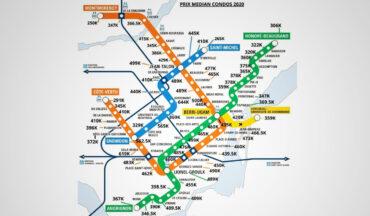 plan métro de montréal