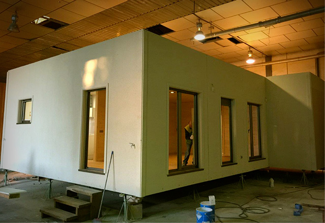 Construction de maison modulaire montreal guide condo for Maison modulaire design